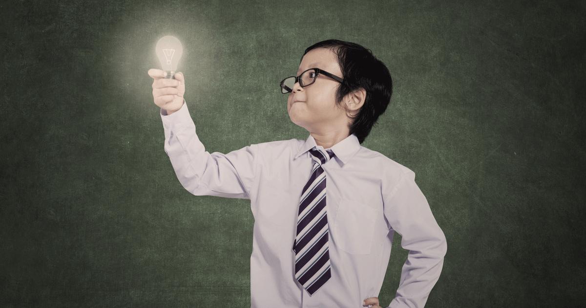 Student Lightbulb
