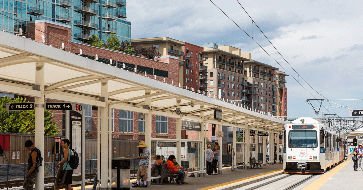 A Tale Of Two Cities' Transit: What Detroit Can Learn From Denver