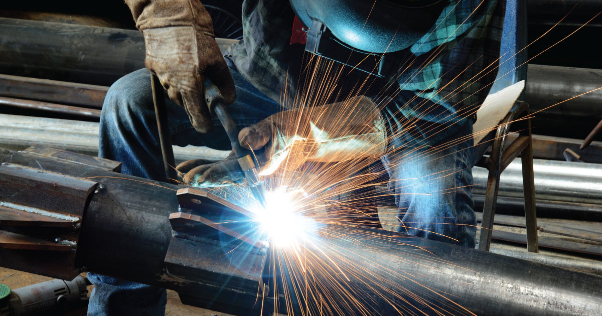 Skilled Trades College Acces Welding Apprenticeship