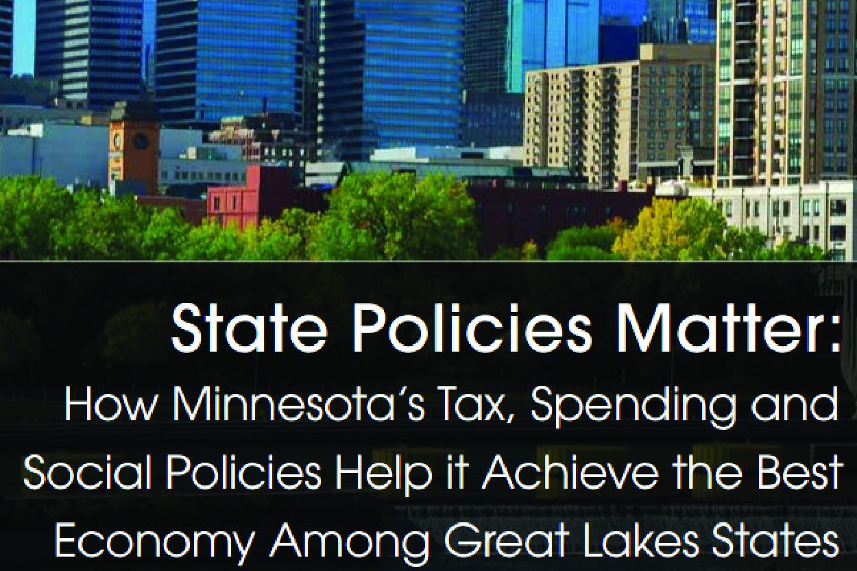 Minnesota Report 01