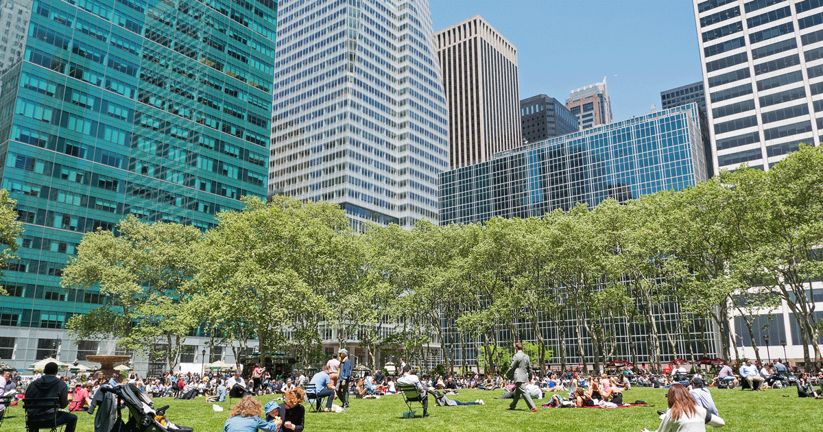 More And Better Parks Can Help Position Detroit To Attract More Millennials