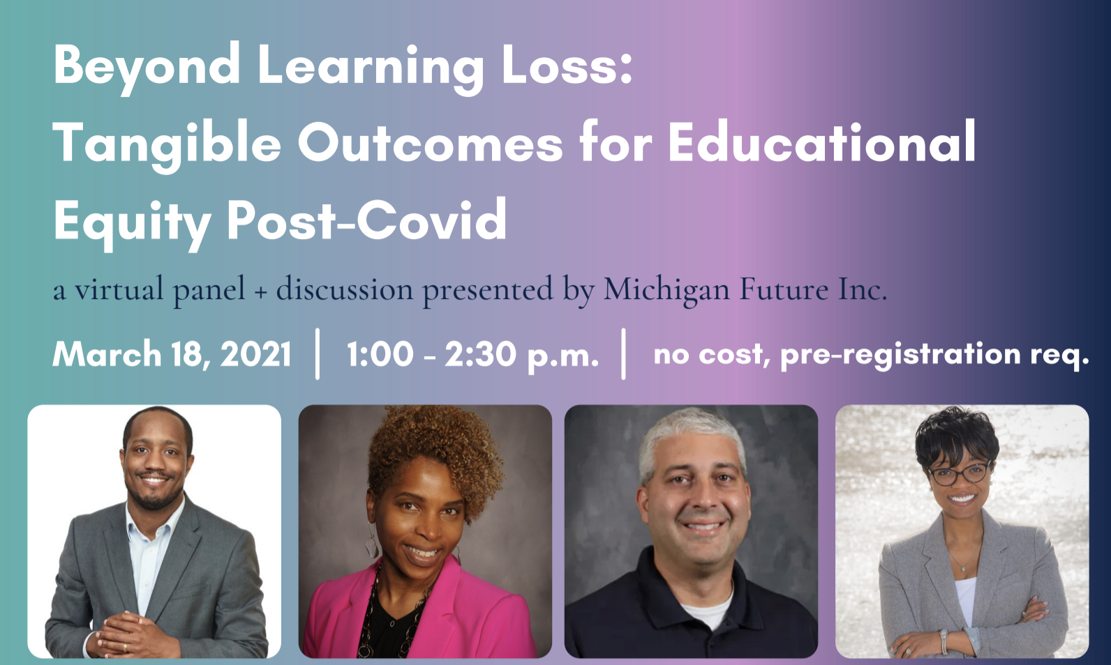 Beyond Learning Loss: Tangible Outcomes For Education Equity Post-Covid