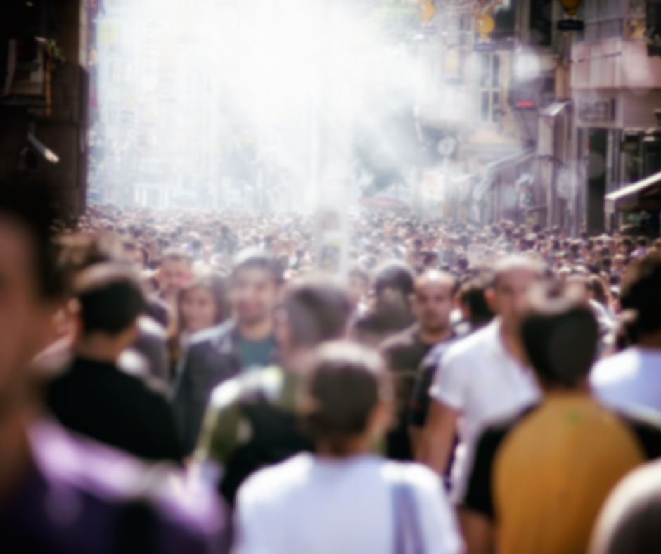 Density Drives Economic Growth